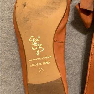 mercanti fiorentin Shoes - Mercanti Fiorentini bow flats